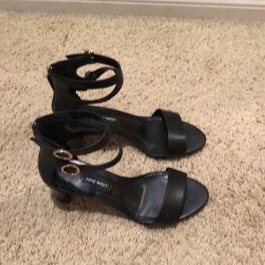 Nine West Parlans City leather sandals